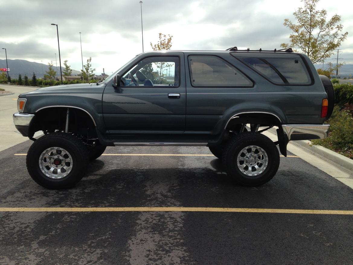 30 To 34 Engine Swap Toyota 4runner Forum Largest 1992 Attached Img 07171 1343 Kb